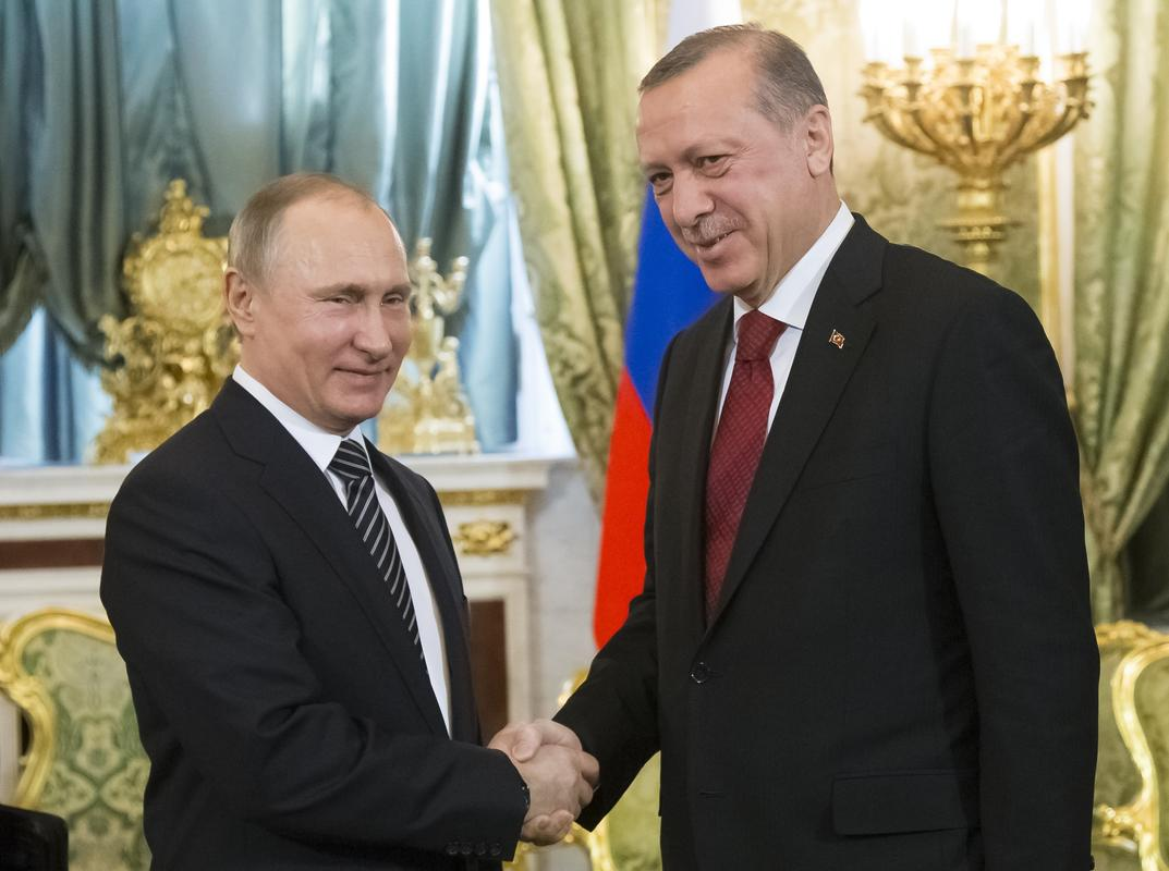 From brink of war to friendship russia and turkey raise toast the russian president vladimir putin and turkish prime minister recep tayyip erdogan met in moscow kristyandbryce Images