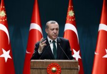 President Erdogan of Turkey