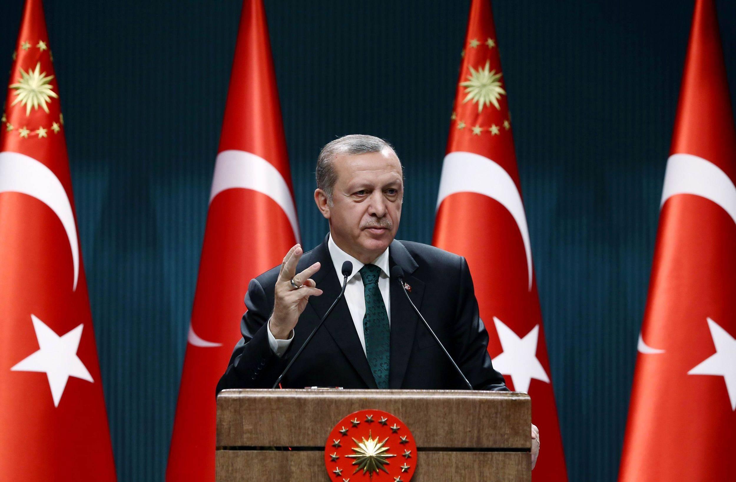 President Erdogan of Turkey