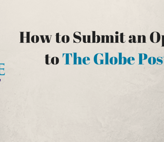 submit op-ed the globe post