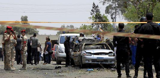 Sinai peninsula bombing