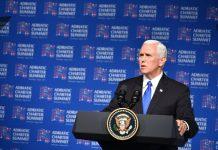 Pence Balkan Adriatic Charter Summit