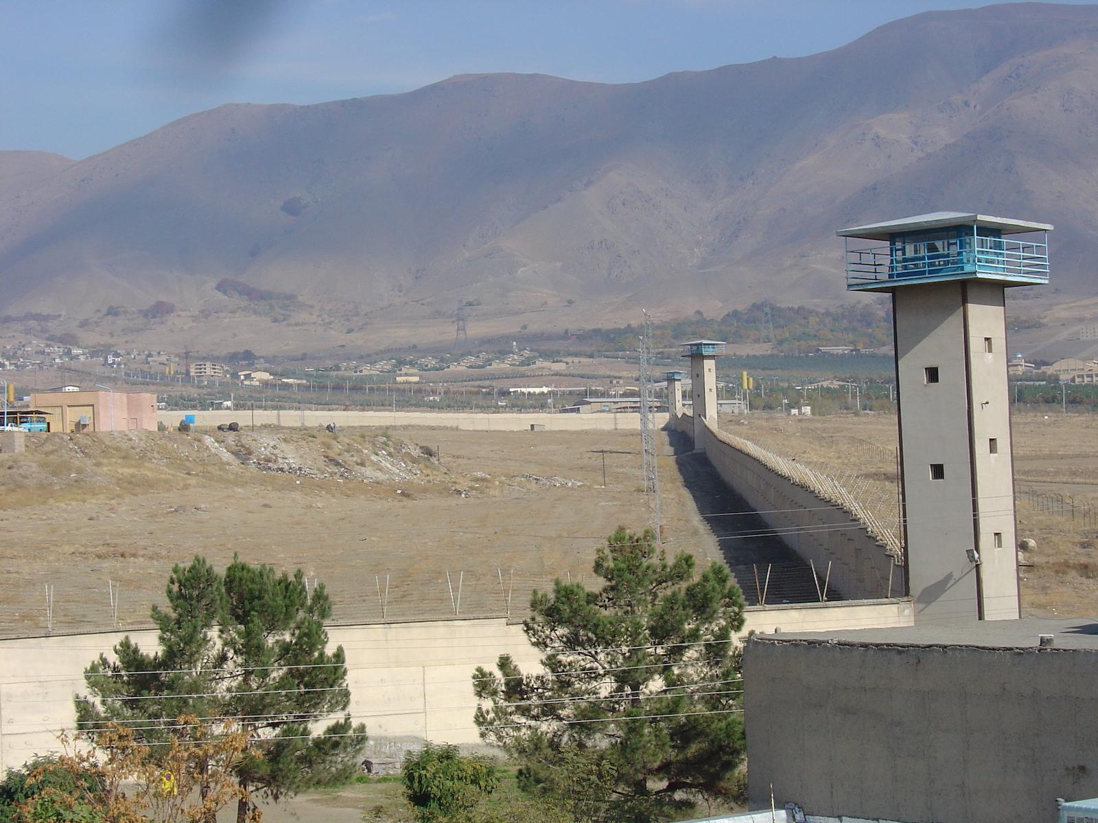 Gohardasht Prison Iran Rajai Shahr hunger strike