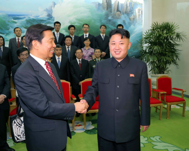 China, North Korea, crisis, missile threat