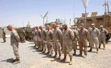 US, Marines, Afghanistan strategy