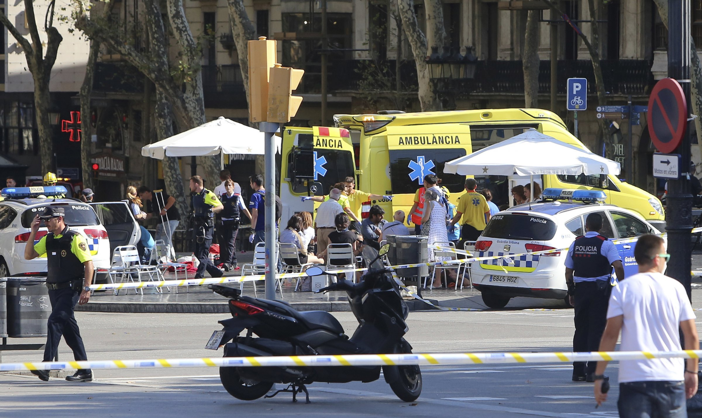 Barcelona, terrorism, radicalism