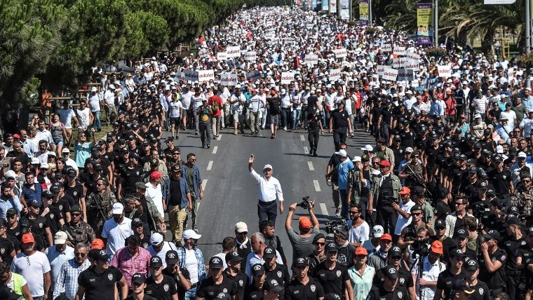 autocracy, democracy, Turkey, Erdogan, crackdown, CHP, kemal kilicdaroglu