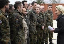 German troops, NATO, visit, Turkey