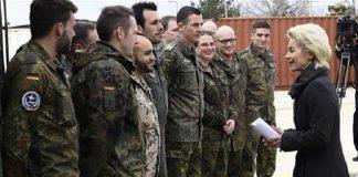 German troops, NATO, visit, Turkey