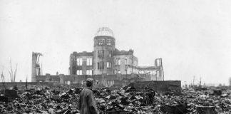 hiroshima nagasaki japan atomic bomb nuclear
