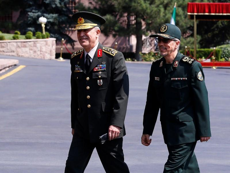 In First Since 1979, Iranian Army Chief Visits NATO Member ...