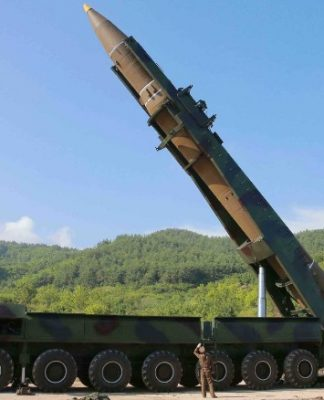 North korea, icbm