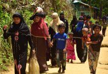 Rohingya Muslims, Myanmar, Bangladesh, Aung San Suu Kyi militants