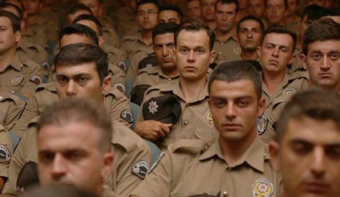 neighborhood watches. Istanbul, Turkey, police