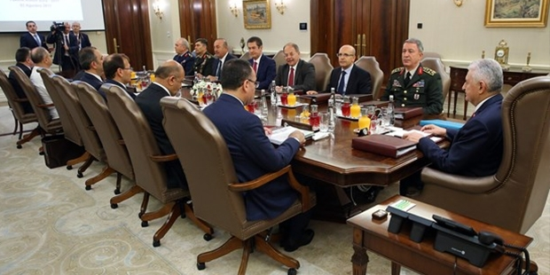 Turkish military, purge, top brass, reshuffle