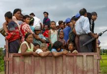 Aung San Suu Kyi, Rohingya Mulims, Myanmar, persecution muslim