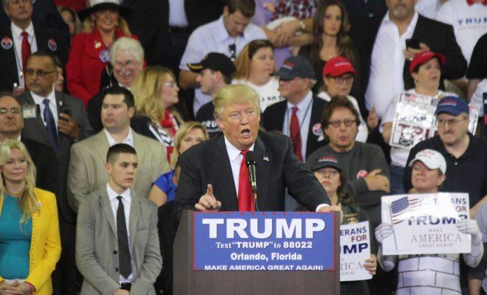 style of speech, Trump, speaker, Republican Party