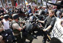 white nationalist violence, Charlottesville, Trump, white house, statement, condemnation