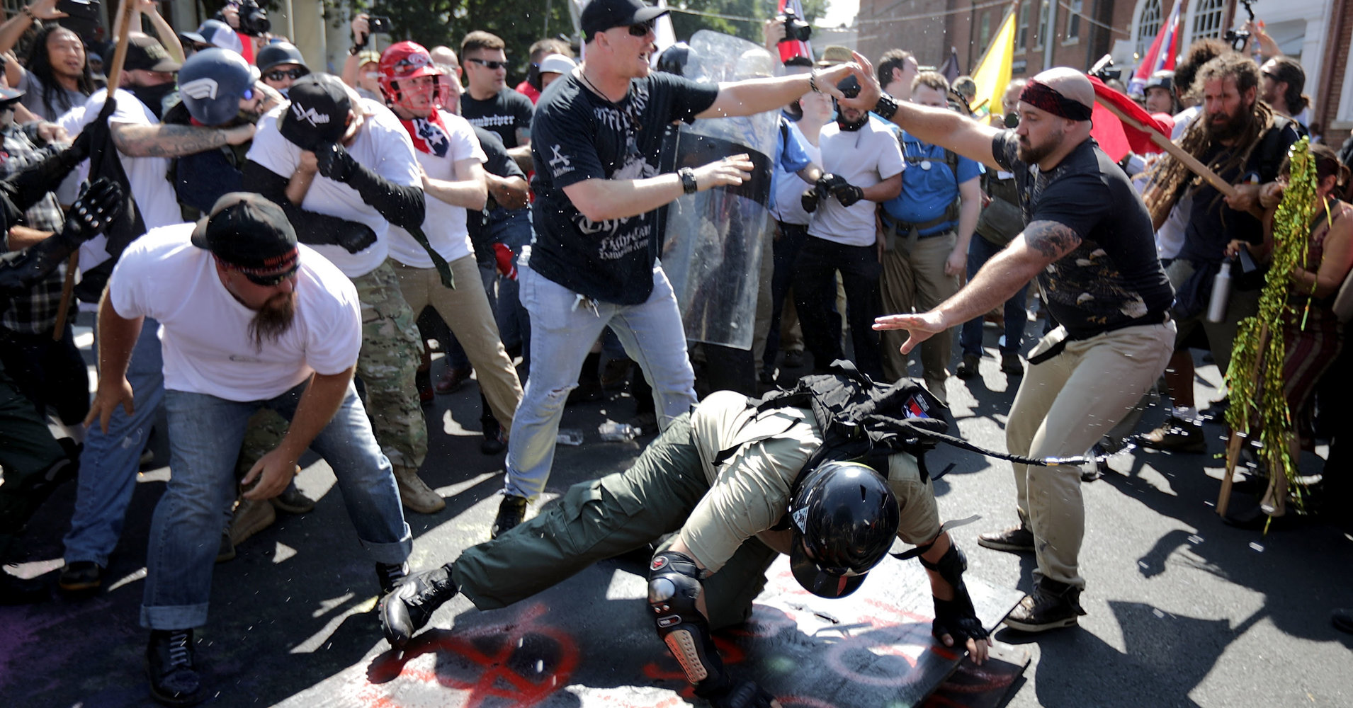 violence, change, race relations