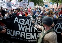 rise of fascism, progressives, right, violence, resistance, class
