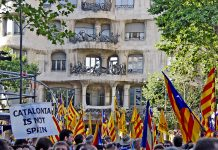 Catalonia, Catalan, Catalan independence, Catalan referendum, Spain, Guardia Civil
