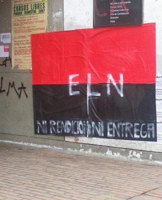 ELN, ceasefire, ELN ceasefire, Colombia