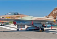 Israel, jet, F-16, Israeli Air Force, fighter jet