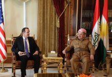 McGurk, Kurdistan referendum, Barzani, KRG, Kurdistan, US Coalition peshmerga
