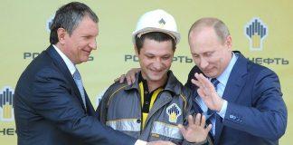 Rosneft, Russia, Kurdistan