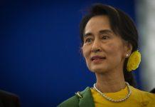 Aung San Suu Kyi Myanmar Burma Rohingya refugees