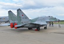 Russia, Russian jet, MiG, MiG-29, Zapad, war games, Zapad exercises