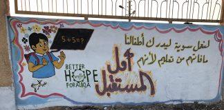 Tabqa, school, education, Syria, support for Syria, Syrian schools
