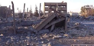 Tabqa schools, Syrian children, civil war, Tabqa, school, airstrike, Syrian war