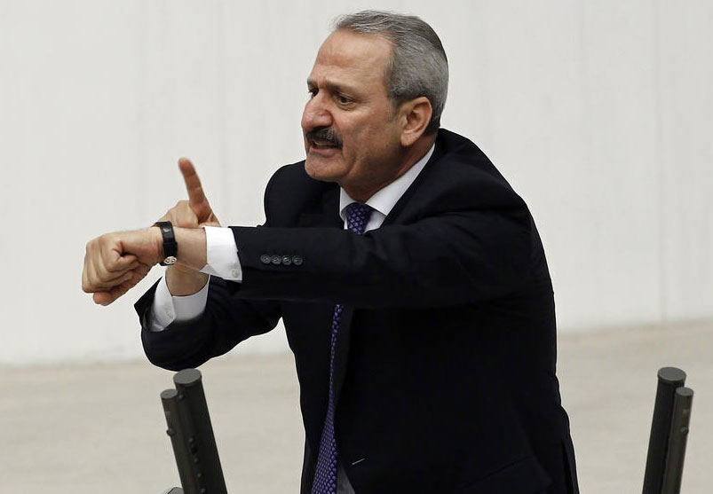 iranian zafer caglayan, reza zarrab economy minister sanctions iran scheme bribes