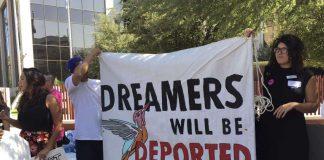 DACA, dreamers, undocumented immigrants,