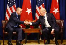 Trump, Erdogan, meeting, problems