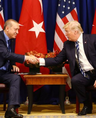 Trump, Erdogan, andrew brunson meeting, problems Turkey visa US-Turkey relations Zarrab Gulen