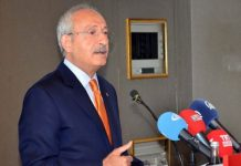main opposition, CHP leader, Turkish police