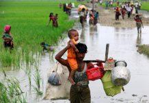 Rohingya Muslims, Myanmar, refugee camps, violence