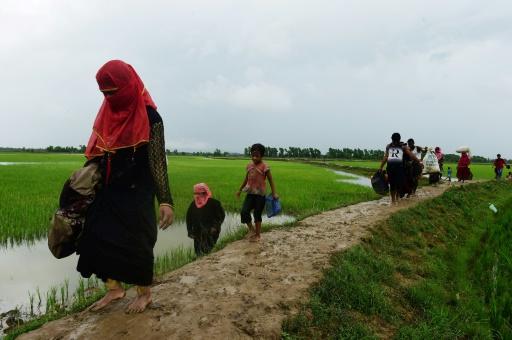 rohingya ethnic cleansing rohingya refugees