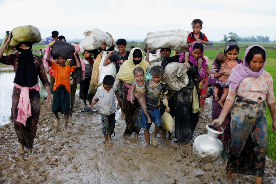 Myanmar's Oppressed Muslims Face Ethnic Cleansing: Never Again?