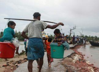 bangladesh rohingya muslims myanmar rakhine