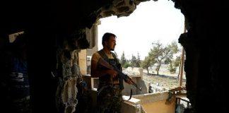 deir ezzor syria sdf isis de-confliction line
