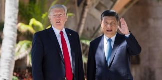 Mr. Xi and Mr. Trump