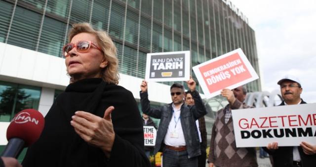 Zaman trial, journalists, media freedom, Turkey