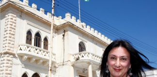 Daphne Caruana Gazilia Malta journalist killing