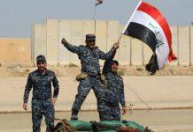 Kirkuk Iraqi troops Kurdistan independence referendum
