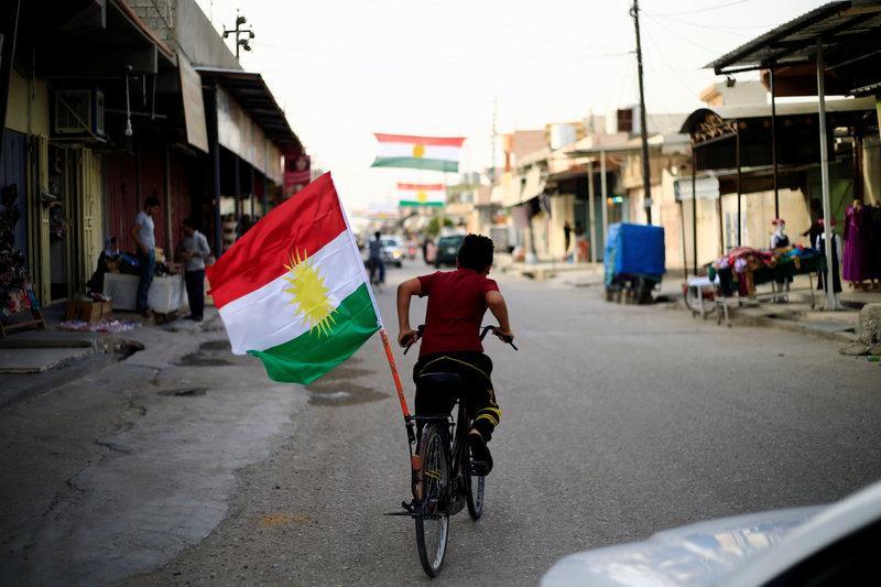 Flag of Iraqi Kurdistan