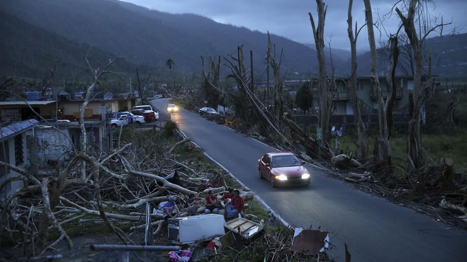 Puerto Rico Hurricane Maria racial