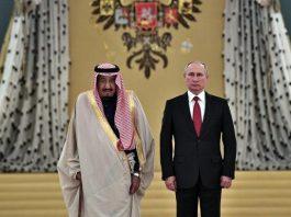 Russia Saudi Arabia Salman